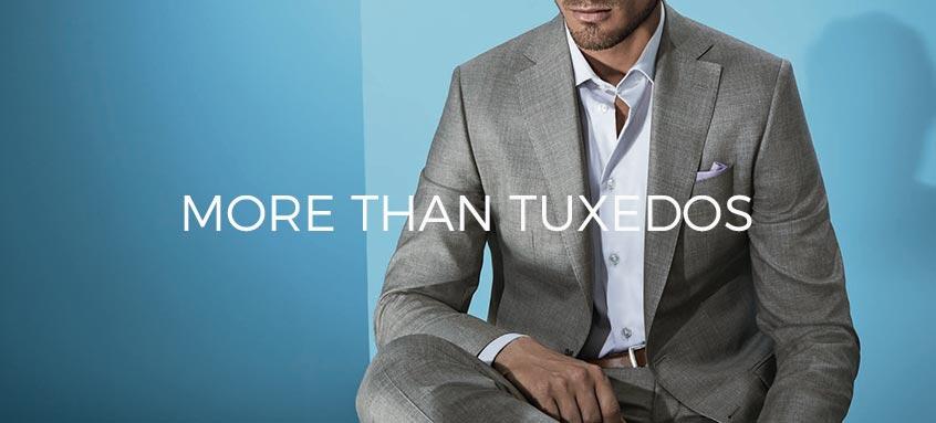 More Than Tuxedos